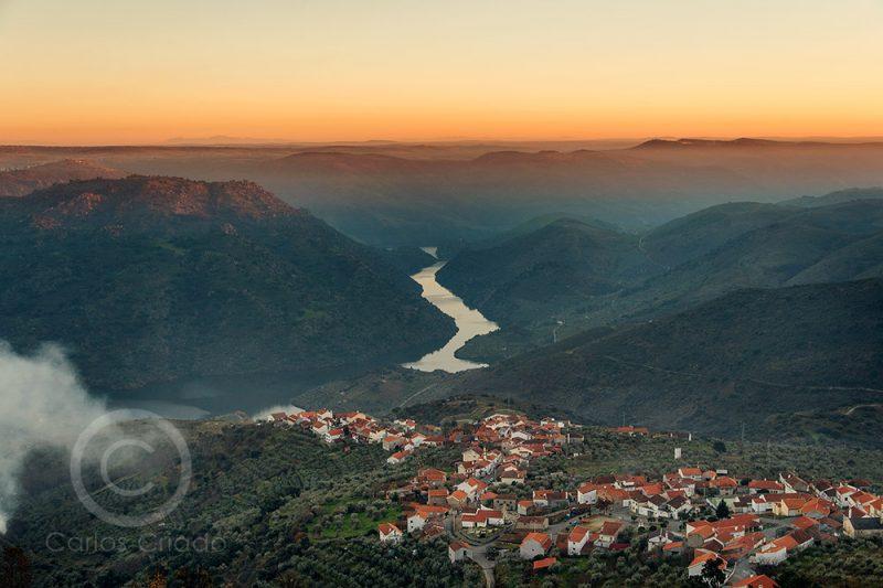 Mozouco, Parque Natural Do Douro Internacional